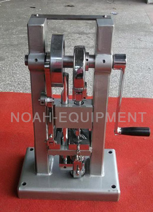 TDP-0 Manual type Single Punch Tablet Press