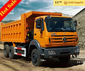 Beiben NG80B 6X4 380hp 10 wheel Dump truck Tipper Truck
