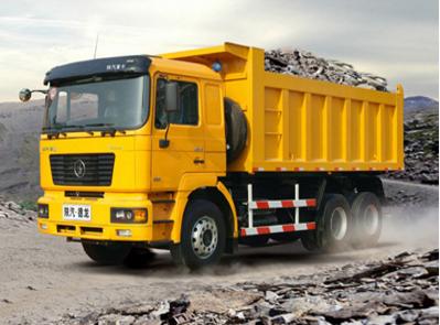 Popular SAHCMAN Dlong series dump truck