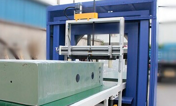 Professional manufacturer for horizontal orbital stretch wrapper and wrapping machine