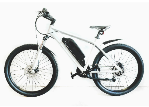 Long running distance hybrid electric bicycle with good bike components