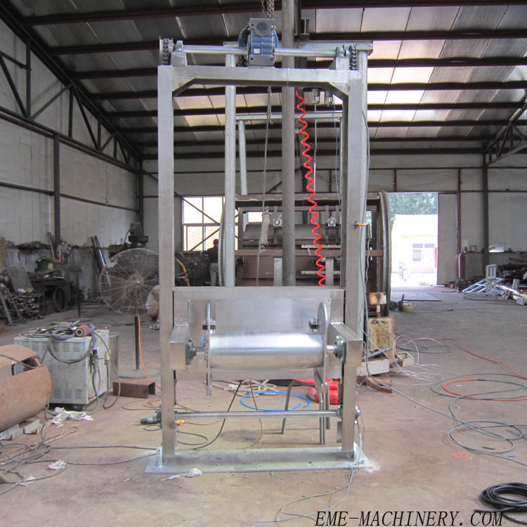 Sheep/goat Skin Removed Machine