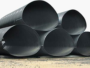 Special Type Corrugated Steel Pipe