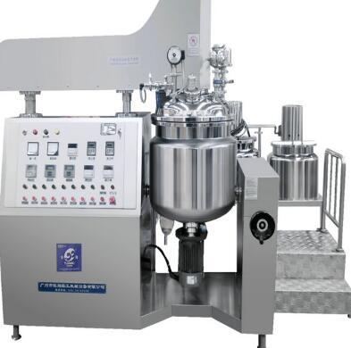 RHJ-A真空均质乳化机