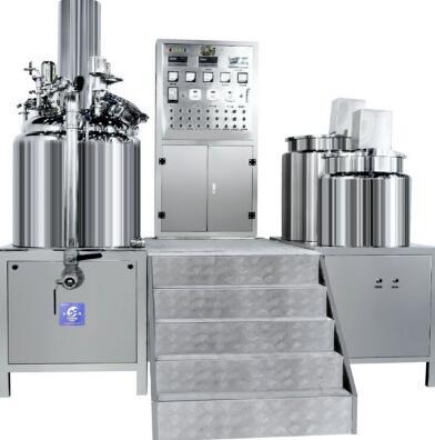 RHJ-B真空均质乳化机