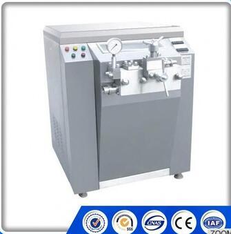 high shear dispersing emulsifier beverage homogenizer mixer