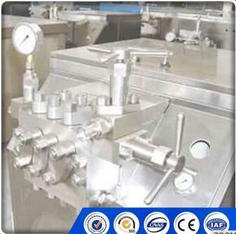 high pressure energy drink beverage homogenizer