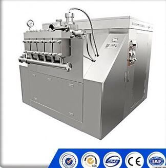 high pressure dairy milk beverage homogenizer