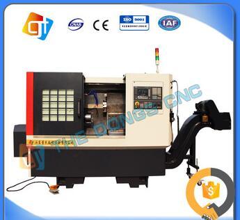 Manufacturing TCK6332 vertical cnc lathe milling machine