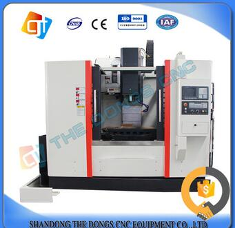 High performance 3 axis cnc vertical machining center price
