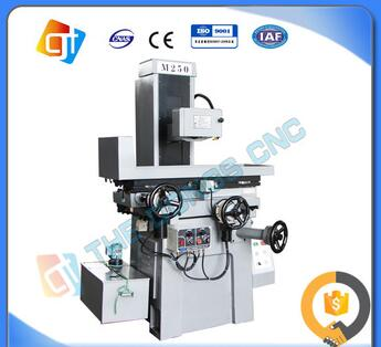 Professional manufacturing horizontal type small size manual surface grinder machine