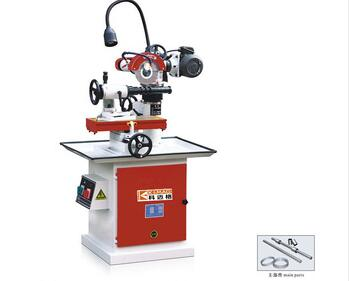 aluminum saw blade grind machine