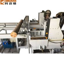 High efficient wood sawmill cutting machine