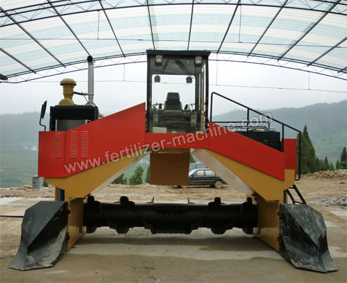Heavy Duty Compost Turner