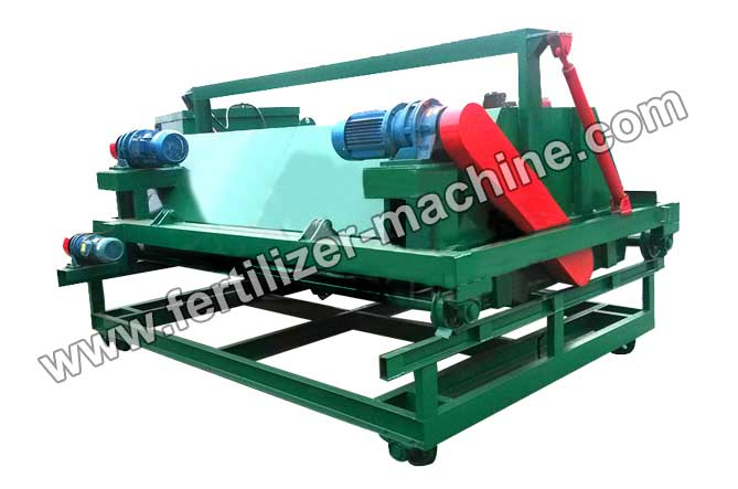 Hydraulic Lane Compost Turner