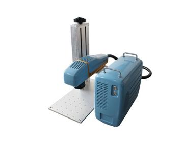 BX-FB20IP Переносная машина для изготовления марки лазером оптического волокна