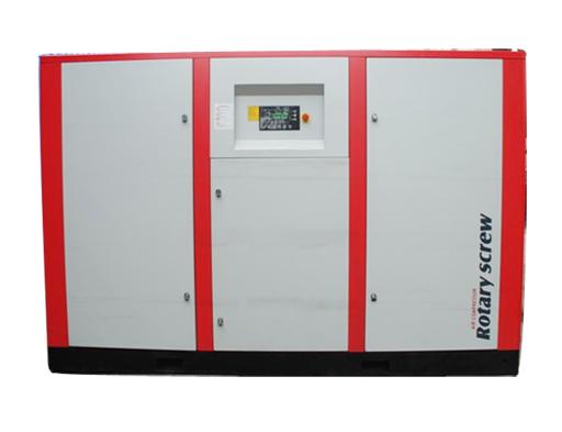 Частотно-преобразовательный винтовой воздушный компрессор
