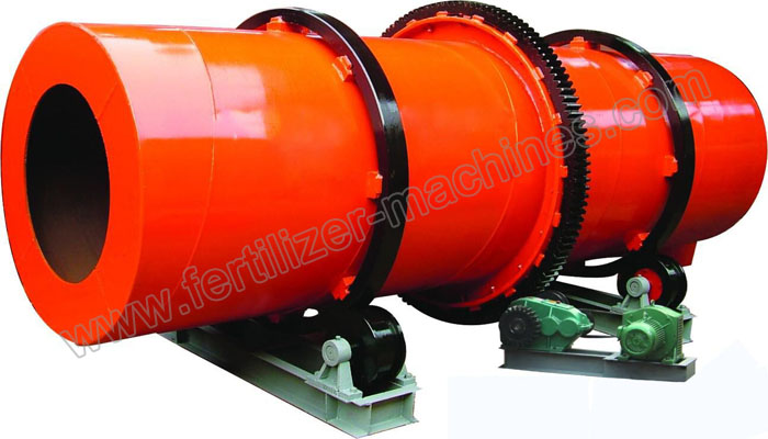 Rotary Drum Fertilizer Granulator with Low Maintenance Cost