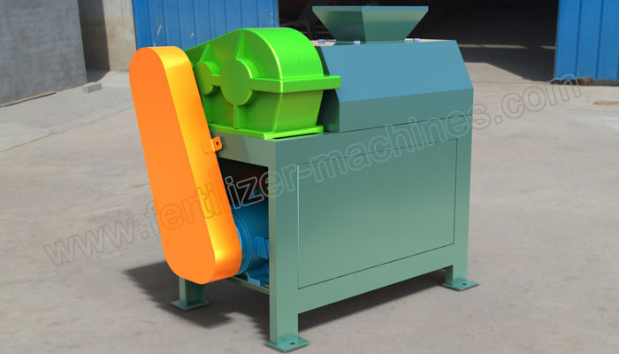 Roll Extrusion Granulating Machine Used in Compound Fertilizer Plant