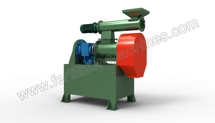 Double Mode Extrusion Granulator