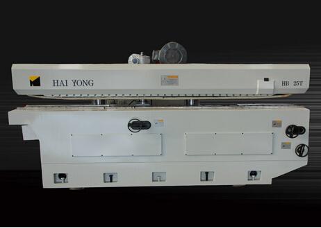 HB25R фуговочно-резательная машина с обратным резцом