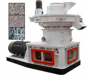 Гранулировочная машина пшеничной соломы