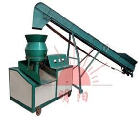 Формовочная машина гранулированного топлива из существа средств