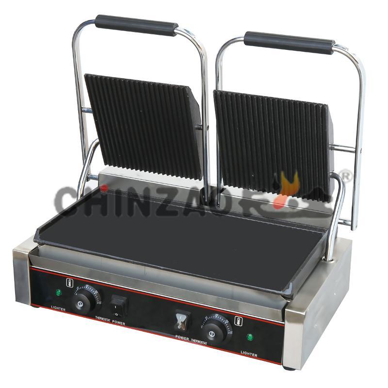 Panini Grill CHZ-810-2A