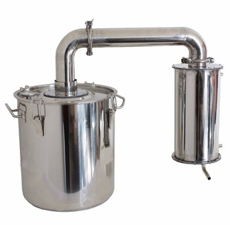 25L 18L new Home brewing equipment liquor wine Distilling Column ALCOHOL Moonshine Hooch Vodka whisky brandy distiller