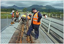 Temporary Guardrails