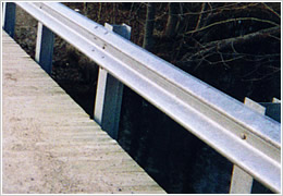 Metal Guardrails