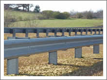 Guardrail Barrier Accessories