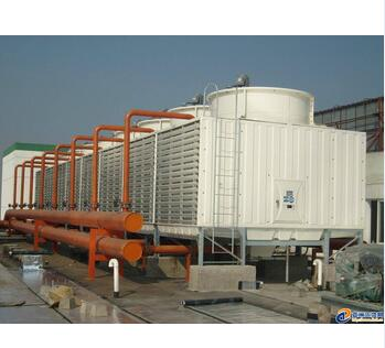 FRP closed circuit industrial cooling tower manufacturer made in china