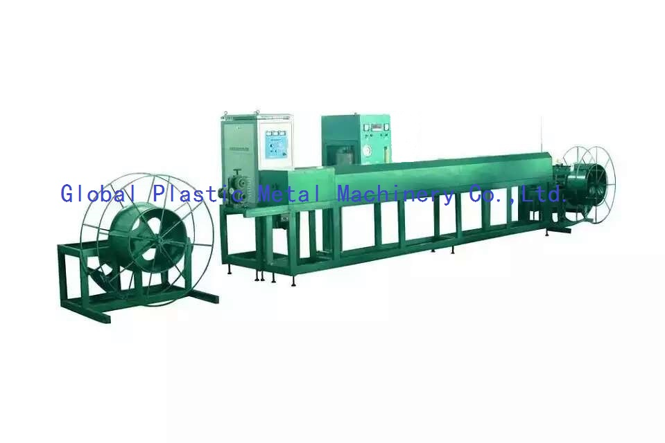Stainless Steel Pipe Annealing Machine