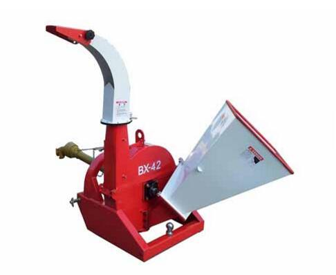 BX42S Tractor Wood Chipper