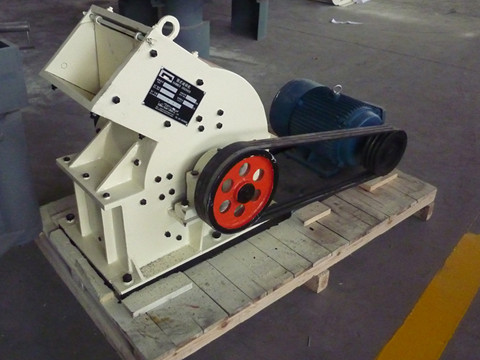 Lab Hammer crusher