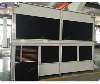 Cross Flow GHM-5150 Acid-resisting Closed Cooling Equipment
