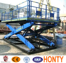 Good Quality CE approved 5 ton scissor lift table