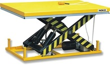 Good condition ladder hoist lift scissor tables made in China