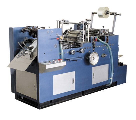 MODEL ZNTM-385、395 FULL AUTOMATIC ENVELOPE WINDOWING FILM S