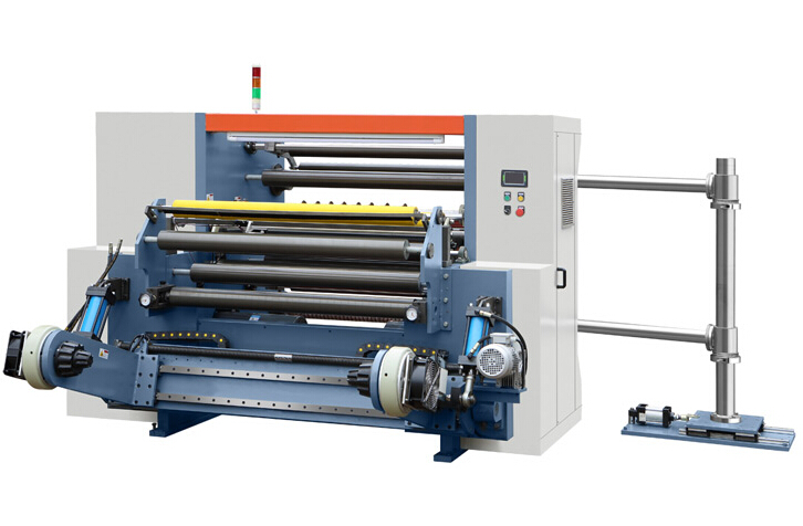 HJFQ-900/1300D computer high speed slitting machine