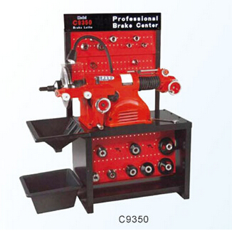 Brake Drum/Disc Cutting Machine Model: C9350