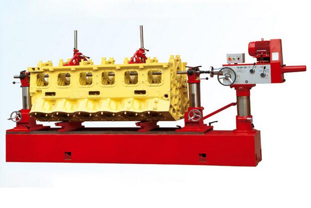 Line Boring Machine Model:T8120x20