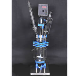 1~3L Jacketed Glass Reactor