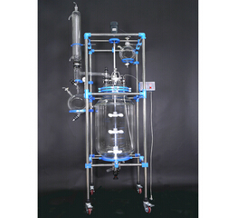 100L standard jacketed glass reactor
