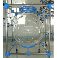 200L Spherical Reaction Flask