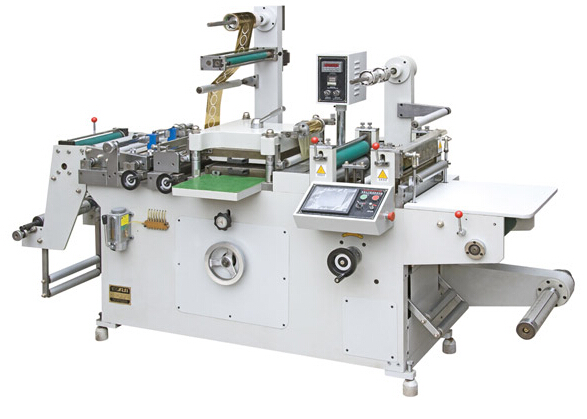 HJMQ-320 B Adhesive Label Die-cutting Machine
