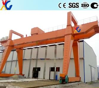 Bridge and High Speed Way Gantry Crane For Sale