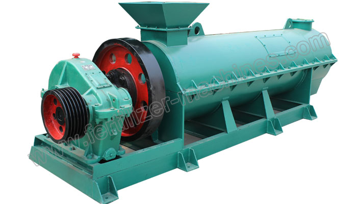 Newly Designed Organic Fertilizer Granulator Machine
