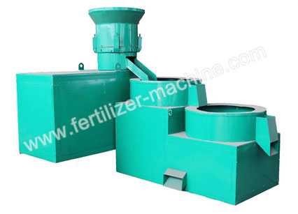Ball Shape Organic Fertilizer Granule Machine